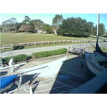 Boaters' Resale Shop of Tx 1511 1721.91 H O Jib w 37-0 luff By Horizon