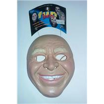 Cesar Soft Vinyl Dave Letterman Fun Face Costume Mask