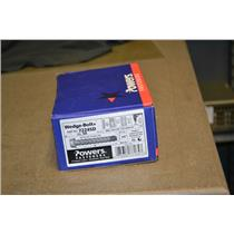 """Powers Fasteners 7224SD Wedge Bolts - (Box of 50) - 3/8"""" x 3"""""""