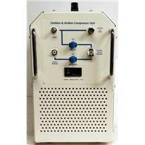 LAERDAL SIMMAN & AIRMAN COMPRESSOR UNIT DSS 110 8-BAR 90LPM 381210