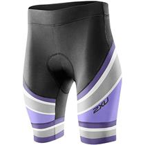 2XU Sub Cycle Cycling Shorts Purple Women's