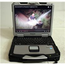 Panasonic ToughBook CF-30 MK3 160GB HDD 2GB RAM No Optical ChromeOS CF-30KAPAXAM