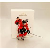 Hallmark Series Ornament 2010 Patrick Kane Blackhawks Hockey Greats #QXI2216-SDB