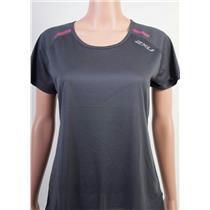 2XU Ghost Short Sleeve Top Women's Grey