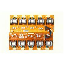Sony FWD-40LX2F Backlight Inverter 1-789-500-33 (PCB2677 PCB2676)