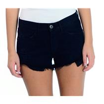 25 NWT 3X1 NYC Morris Black Selvedge High Rise Cut Off Cotton Distressed Shorts