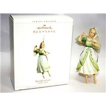Hallmark Series Ornament 2006 Holiday Angels #1 - The Gift of Love - #QX2142