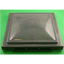 Camco 40148 Smoked Polypropylene Replacement RV Vent Lid
