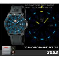 Luminox 3053 Colormark. w/25 Year Night Vision Tubes. Swiss Movement. Navy Seals Endorsed.