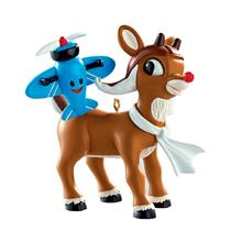 Carlton Ornament 2013 Rudolph the Red Nosed Reindeer and Misfit Toys - #CXOR052D