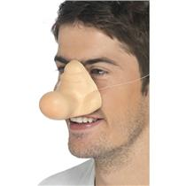 Fat Comedy Funny Fake Latex Nose Costume Accessory