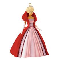 Carlton Heirloom Ornament 2013 Sophisticated Lady Barbie - #CXOR078D-DB