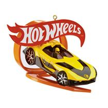 Carlton Heirloom Ornament 2013 Yur So Fast - Hot Wheels - #CXOR082D