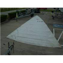 UK  Sails Mainsail w 39-10 luff from Boaters' Resale Shop of Tx 1510 0424.91