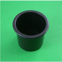 "MAC 3511B Cup Holder 2-7/8"" Black Plastic"
