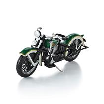 2013 Hallmark Keepsake Ornament 1936 Harley-Davidson EL Motorcycle - #QXI2152