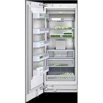 GAGGENAU 30 Inch Fully Integrated Freezer Column Custom Panel Images RF471701