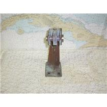 """Boaters' Resale Shop of Tx 1307 0105.31 CLUB FOOT BASE WITH 1"""" PIN"""