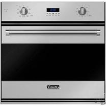 Viking 30 Inch 4.3 cu. ft Single Electric Convection Wall Oven SS RVSOE330SS