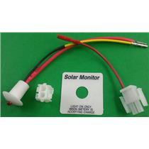 Coleman 7330-3451 RV Air Conditioner AC LED Solar Monitor