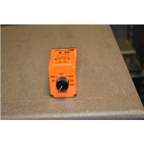 DIVERSIFIED ELECTRONICS TUC-120-AKA-900 TIME DELAY RELAY