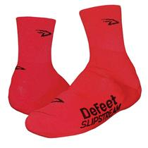 Defeet Slipstream Cycling Shoe Cover Cordura Red S/M