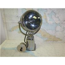 """Boaters' Resale Shop of Tx 1601 2741.01 RAYLINE 9"""" SPOTLIGHT, CONTROL & HARNESS"""