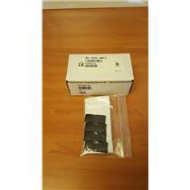 Crestron Black Engraved Textured Buttons for Bathroom B4-BTN-BKLT - NEW