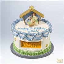 Hallmark Keepsake Magic Ornament 2012 Countdown to Jesus' Birthday - #QXG4494