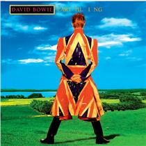 David Bowie - Earthling - New Lp 2015 RSD Green Vinyl 180 gram Record Store Day FRM-42627 USA