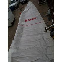 UK Sails Mainsail w 60-0 luff, 23-0 foot Boaters' Resale Shop of Tx 1410 2527.91