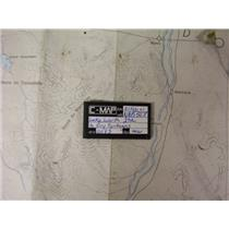 Boaters' Resale Shop of Tx 1603 0246.17 C-MAP NT ELECTRONIC CHART M-NA-B528
