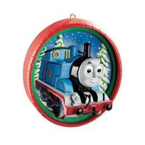 Carlton Ornament 2012 Thomas the Train and Friends Winter Scene - CXOR076B