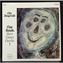 Ella Fitzgerald Clap Hands Here Comes Charlie Mint- 2 Lp 200g Audiophile AP-4053