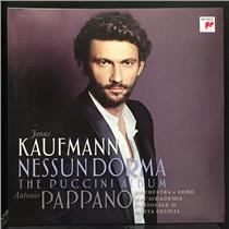 Jonas Kaufmann - Nessun Dorma - The Puccini Album 2 LP Mint- Sony 88875092491