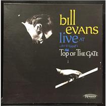 Bill Evans - Live At Art D'Lugoff's Top Of The Gate 3 Lp 180g Mint- 2012 #'d