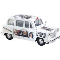 Carlton Ornament 2012 The Beatles #1 in Series - Let it Be Taxi - #CXOR042B-SDB