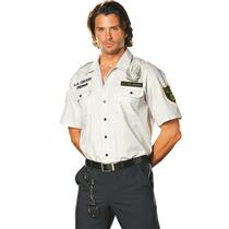 Dreamgirl Sergeant Dick Amazing Prison Guard Adult Mens Costume Size 2XL