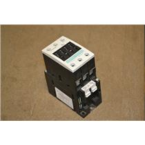 SIEMENS 3RT1036-1BB40 CONTACTOR SIZE-2, 50A, 3 POLE, 24VDC COIL