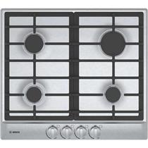 BOSCH 500 DLX Series  24 Inch Gas Cooktop with 4 Sealed Burners NGM5455UC SS