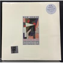 New Order - 1981-1982 - New Clear Vinyl Lp 2014 USA RSD Black Friday FACTUS 8R