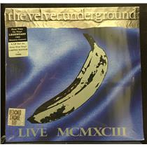 The Velvet Underground - Live MCMXCIII New Blue Vinyl 4 Lp RSD Black Friday 2014