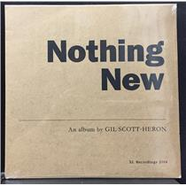 Gil Scott-Heron - Nothing New LP Sealed 2014 RSD Record Store Day UK XLLP575RSD