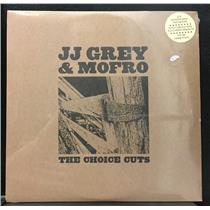 JJ Grey & Mofro - The Choice Cuts LP New Vinyl 180g 2009 USA Blues AL 3908