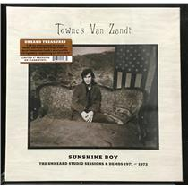 Townes Van Zandt Sunshine Boy Unheard Studio Sessions & Demos 1971-1972 NEW RSD