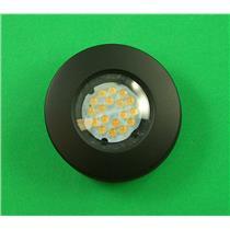 JFM 950115BK-WW 18 Diode LED Surface Mount Light, Black