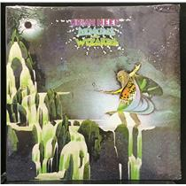 Uriah Heep - Demons And Wizards LP New Sealed 2013 Green Swirl Vinyl MELT-006