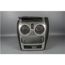 01-2006 Dodge Stratus Sebring Coupe Radio Climate Dash Bezel Vents Hazard Switch