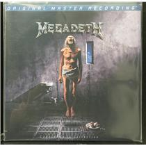 Megadeth - Countdown To Extinction 2 Lp Mint- Promo 2007 USA Mofi MFSL 2-285