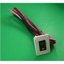 Lippert 144214 5th Wheel Landing Gear Switch with Harness Kit